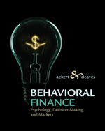 Behavioral Finance: …,9780324661170