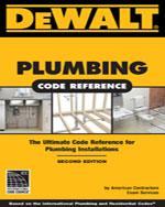 DEWALT® Plumbing Cod…,9781111135942
