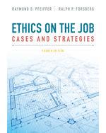 Ethics on the Job: C…,9781133934875