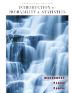 Introduction to Prob…, 9780495389538