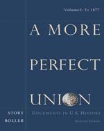 A More Perfect Union…,9780547150550