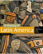 A History of Latin A…, 9781111841416