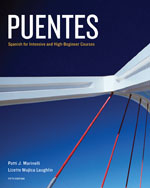 Puentes: Spanish for…,9780495803195