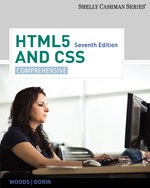 HTML5 and CSS: Compr…, 9781133526148