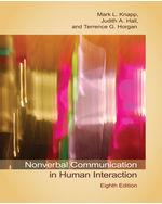 Nonverbal Communicat…, 9781133311591