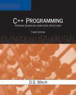 C++ Programming: Pro…,9781418836405