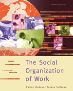 The Social Organizat…,9780495003717