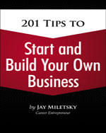 201 Tips to Start an…, 9781435455481