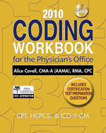 2010 Coding Workbook…,9781111128586