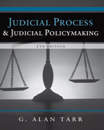 Judicial Process and…,9780495567363