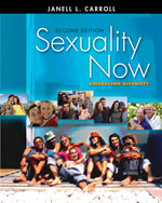 Sexuality Now: Embra…,9780495091080