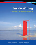 Inside Writing, Form…, 9780495802501