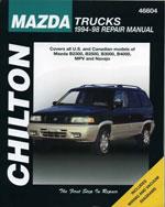 Mazda Trucks, 1994-9…,9780801990977