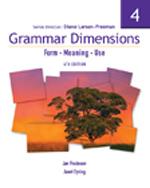 Grammar Dimensions 4…, 9781413027525
