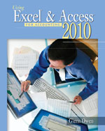 Using Excel & Access…,9781111532673