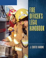 Fire Officer's Legal…,9781418041137