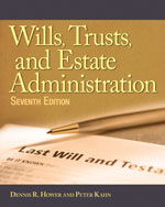 Wills, Trusts, and E…,9781111137786