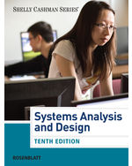 Systems Analysis and…, 9781285171340