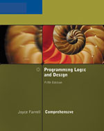 Programming Logic an…, 9781423901969