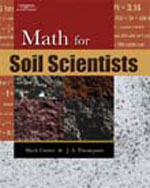 Math for Soil Scient…, 9780766842687