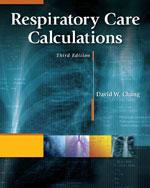 Respiratory Care Cal…, 9781111307349