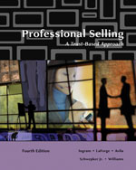 Professional Selling…, 9780324538090