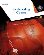 Keyboarding Course, …