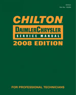 Chilton Chrysler Ser…, 9781428322042
