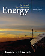Energy: Its Use and …, 9781111990831