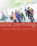 Social Psychology, 7…,9780618868469