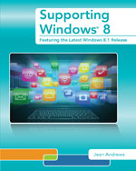 Supporting Windows 8…
