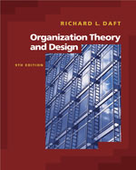 Organization Theory …,9780324405422
