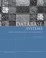 Database Systems: De…, 9781418835934