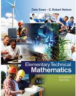 Elementary Technical…, 9781285199191