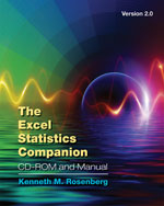 The Excel Statistics…, 9780495186953
