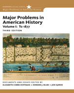 Major Problems in Am…,9780495915133