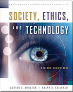 Society, Ethics, and…,9780534520854