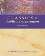 Classics of Public A…,9780495189565