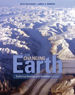The Changing Earth: …,9780495554806