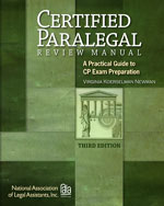 Certified Paralegal …,9781418031978