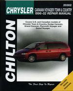 Chrysler Caravan/Voy…,9781563925603