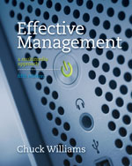 Effective Management…,9781111526955