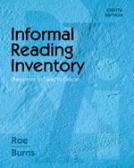 Informal Reading Inv…, 9780495808947