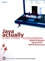 Java Actually: A Fir…,9781844804184