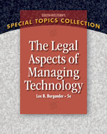 ePack: Legal Aspects…, 9781305603608