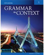 eBook Grammar in Con…