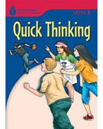 Quick Thinking: Foun…,9781413027884
