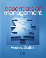 Essentials of Manage…,9780324353891