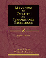 Managing for Quality…,9780324783209