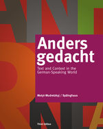 Bundle: Anders gedac…